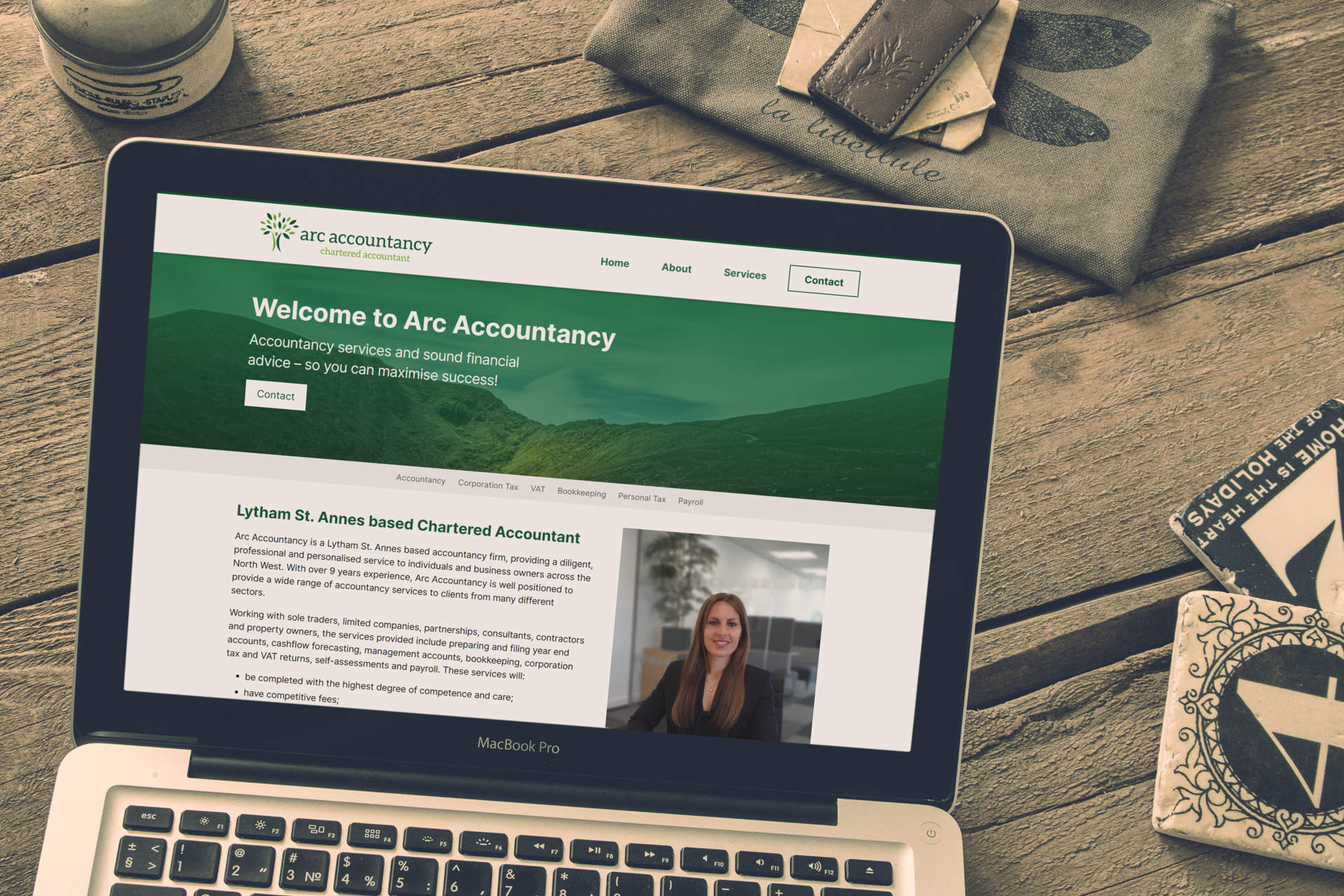 Arc Accountancy Blackpool